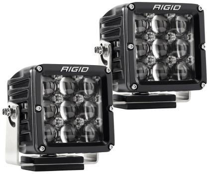 Rigid Industries D2 XL Hyperspot - (Set of 2) 322413