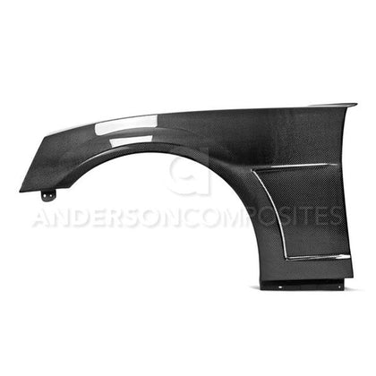 Anderson Composites 10-13 Chevrolet Camaro Type-SS Fenders (0.4in Wider) AC-FF1011CHCAM-SS