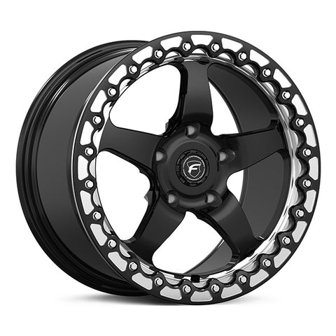"Forgestar D5 Beadlock Drag Racing Wheels 15"" - 18"""