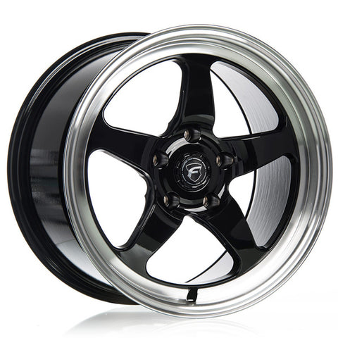 "Forgestar D5 Drag Racing Wheels 15"" - 18"" C6 Z06"