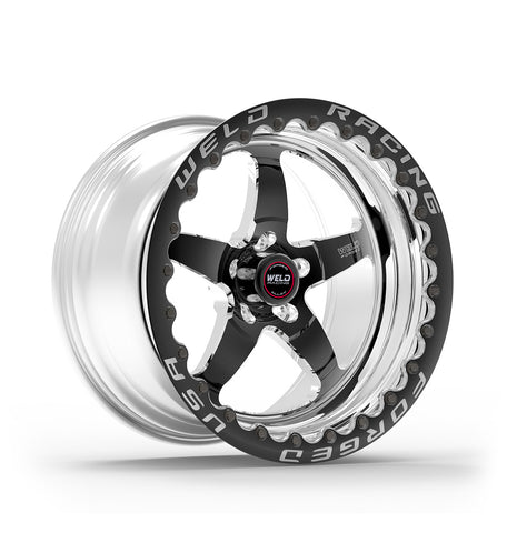 "Weld Wheels RT-S S71 Beadlock 15"" - 17"""