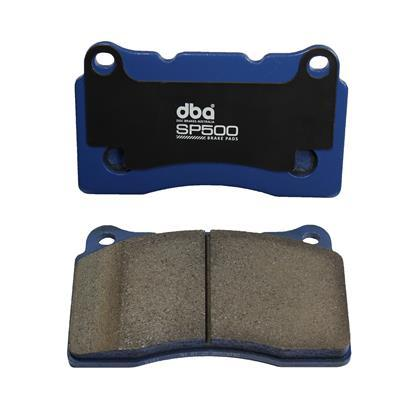DBA 15-18 Ford Mustang GT w/ Performance Package SP500 Front Brake Pads DB9021SP