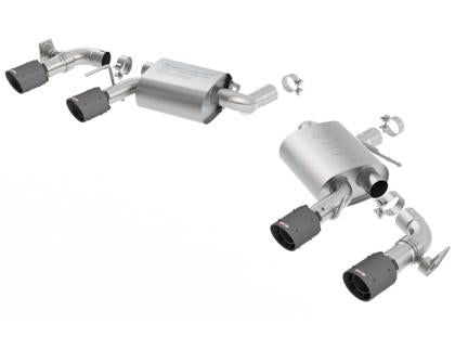 Borla 2016-2017 Chevrolet Camaro SS AT/MT RWD S-type Exhaust (w/ Dual Mode Valves) 11924CFBA