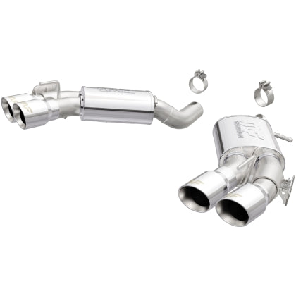 MagnaFlow 2016-19 Camaro Competition Axle Back w/ Quad Polished Tips 19336