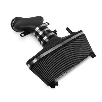 Airaid 01-04 Corvette C5 CAD Intake System w/ Tube (Dry / Black Media) 252-292