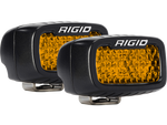 Rigid Industries SR-M Series - Diffused Rear Facing High/Low - Amber - Pair 90171