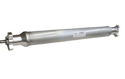 DSS Chevrolet Corvette 2006-2008 C6 Automatic 3.5in Aluminum Heavy Duty Driveshaft GMC6A-2-E