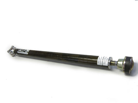 "DSS 2011-14 Mustang GT and BOSS 302 6-Speed Manual or Automatic 1-Piece 3.25"" Carbon Fiber Driveshaft with Direct Fit CV"