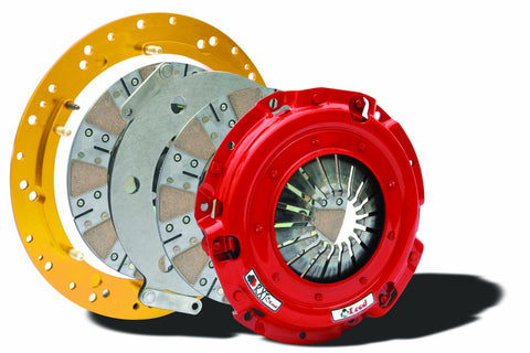 McLeod RXT Clutch 2014-19 Corvette  Aluminum Flywheel 8 Bolt 6306807M