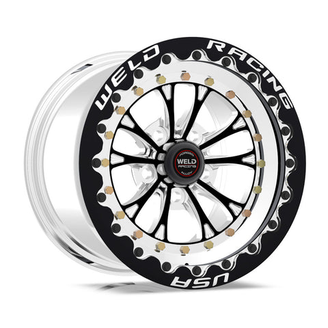Weld Wheels RT Vitesse Beadlock 15""