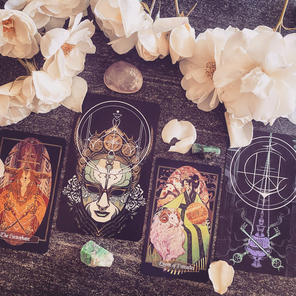 Calling all Tauruses! A special tarot reading just for you!