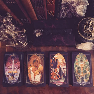 Tarot Yes or No Spread