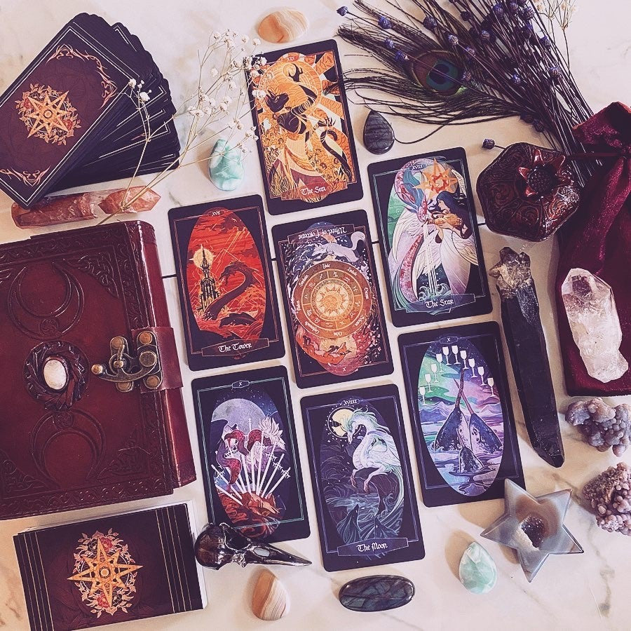 Balancing the Deck: The Light and Dark of Tarot
