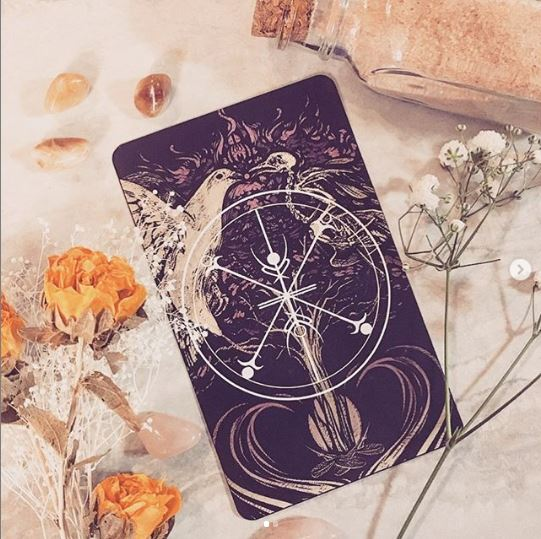 The Nameless One Tarot (DECK ONLY) - PREORDER