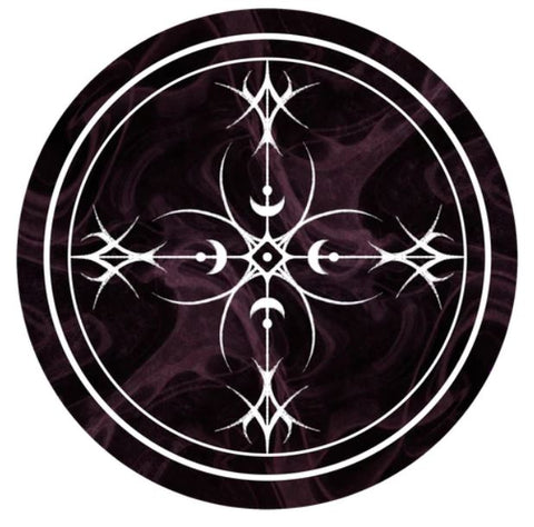 The Nameless One - Signature Sigil STICKER **PREORDER**