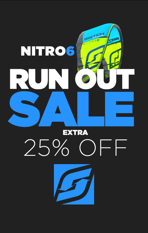 Nitro 6 Run out Sale