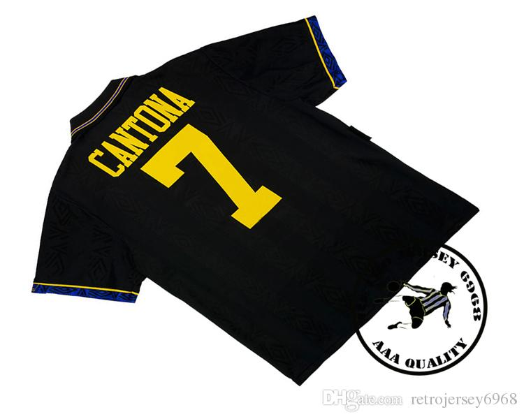 6af8c8be307 93 94 cantona Manchester United Retro – Dribble Goal