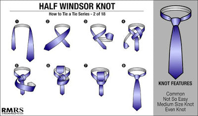 Do you know how to tie a knot?