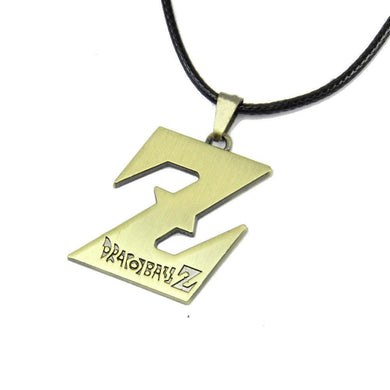 Dragonball Z Copper Alloy Necklace