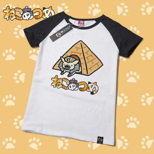 Neko Atsume Cute Kawaii Cat T-Shirt V5