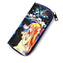 Load image into Gallery viewer, Sword Art Online Anime Long Style Wallet Purse