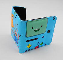 Load image into Gallery viewer, Adventure Time Short Style Colorful Wallet
