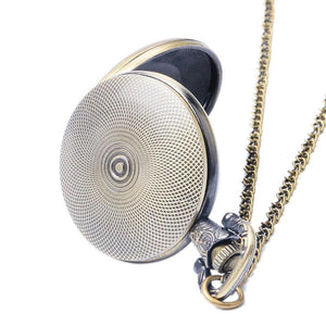 Death Note L Lawliet Anime Pocket Watch