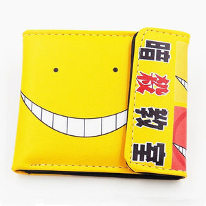Assassination Classroom Anime Short Style Wallet