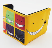 Load image into Gallery viewer, Assassination Classroom Anime Short Style Wallet