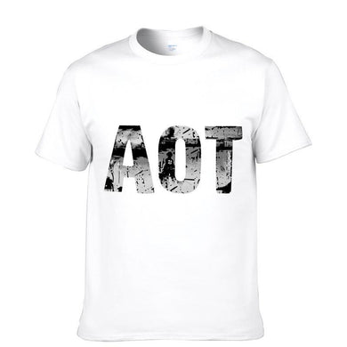Attack On Titan AOT Short Sleeve T-Shirt