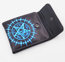 Load image into Gallery viewer, Black Butler Oddo's Eye Short Style Anime Wallet