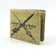 Load image into Gallery viewer, Sword Art Online Khaki Wallet