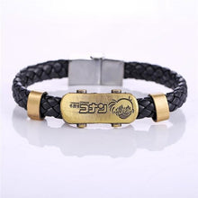 Load image into Gallery viewer, Detective Conan Weave Anime Bracelet