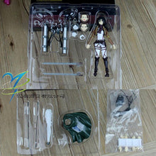 Load image into Gallery viewer, Attack On Titan Mikasa Ackerman Figma Action Figure