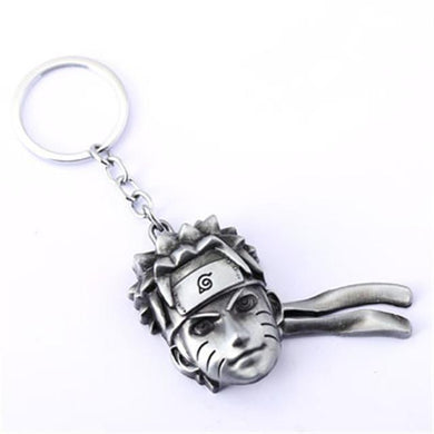 Naruto Silver Head Anime Key Chain
