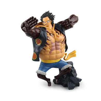 One Piece Fourth Gear Luffy Monkey D PVC Action Figure