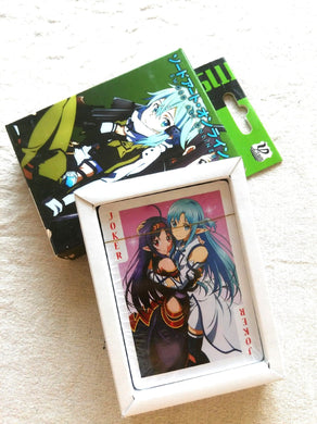 Sword Art Online Playing Cards - Style 1
