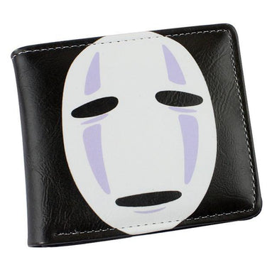 Spirited Away Anime Short Style Wallet
