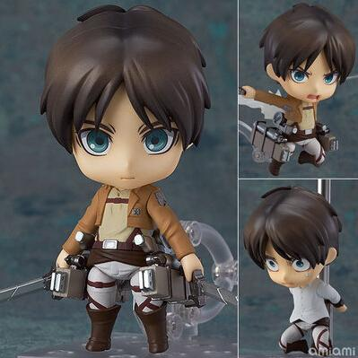 Attack on Titan Eren Jaeger Toy Collectible Model Action Figure