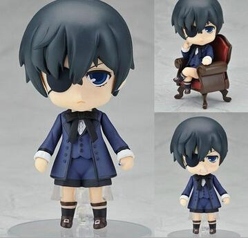 Black Butler Ciel Phantomhive Action Figure Collectible