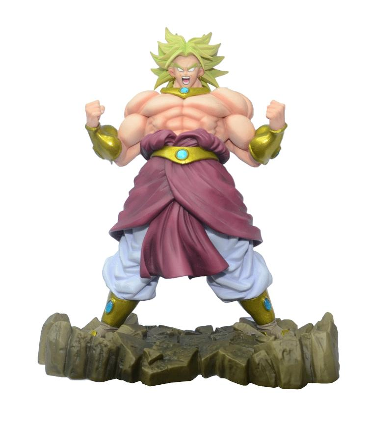 Dragon Ball Z Broli Broly Legendary Super Saiyan PVC Action Figure