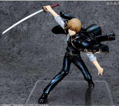 Gintama Sougo Okita Silver Soul Action Figure Collectible
