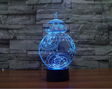 Load image into Gallery viewer, Bulbasaur Squirtle Anime Cartoon Light Up Nightlights