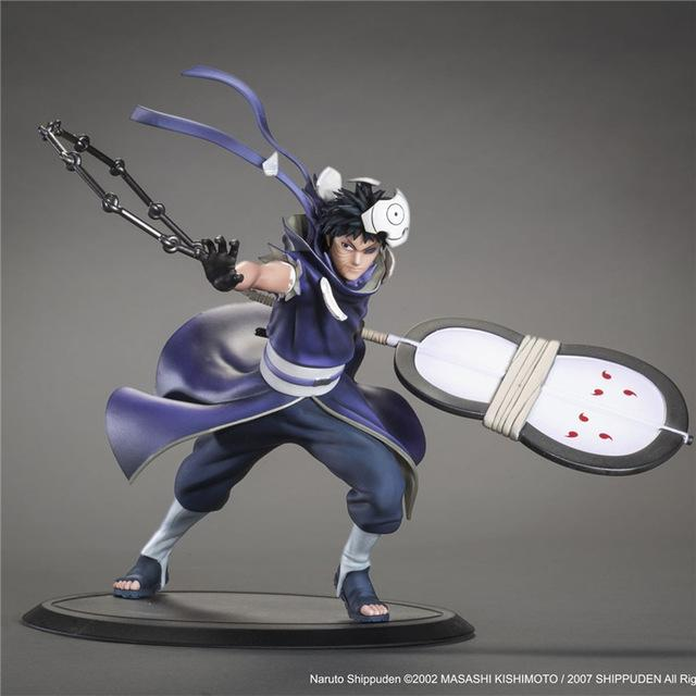 Naruto Shippuden Uchiha Obito Anime Action Figure