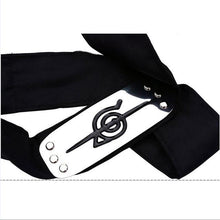 Load image into Gallery viewer, Naruto Forehead Fashionable Guard Headband Cosplay