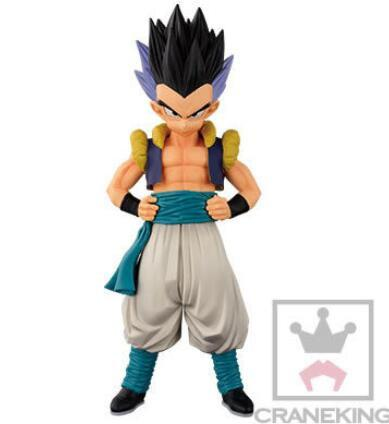 Gotenks Dragon Ball Z Action Figure PVC Collection Figure