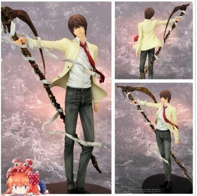 Death Note Yagami Light Kira Action Figure Model Toy