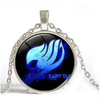 Load image into Gallery viewer, Fairy Tail Pendant Necklace Anime Jewelry 6 Styles