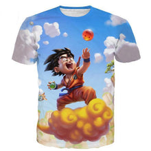 Load image into Gallery viewer, Dragon Ball Super Anime T-Shirts (4 Styles)