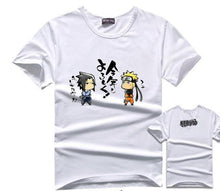 Load image into Gallery viewer, Naruto Japanese Kawaii Style T-Shirts 4 Styles